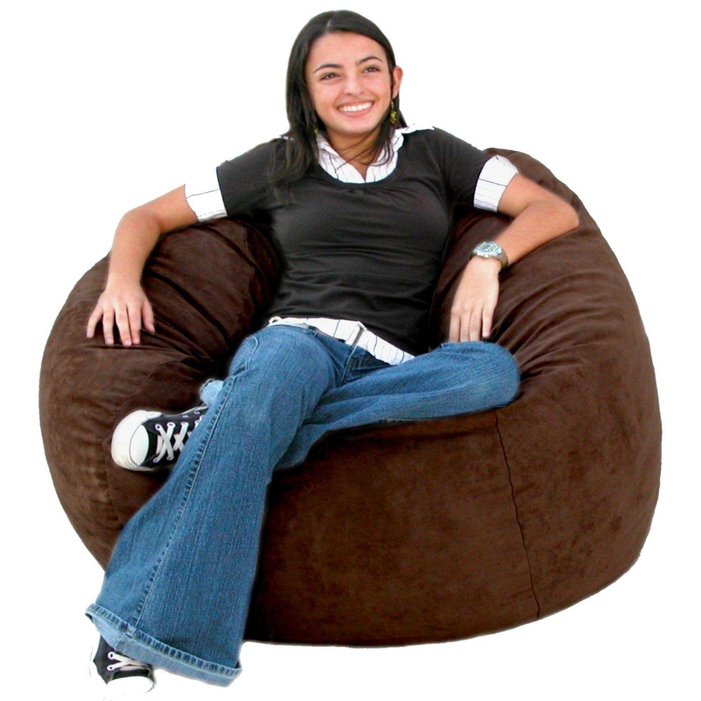 2. Cozy Sack 3 Feet Bean Bag Chairs