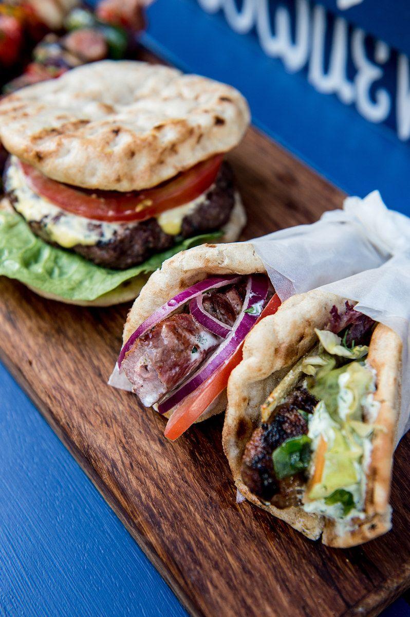 Try London's best, most authentic Greek souvlaki at