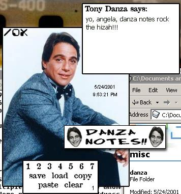 Danza Notes Tony Danza Danza Art Memes