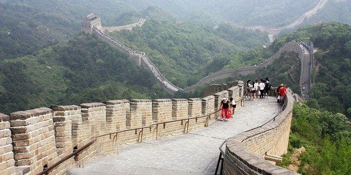 Badaling, Great Wall of China, China