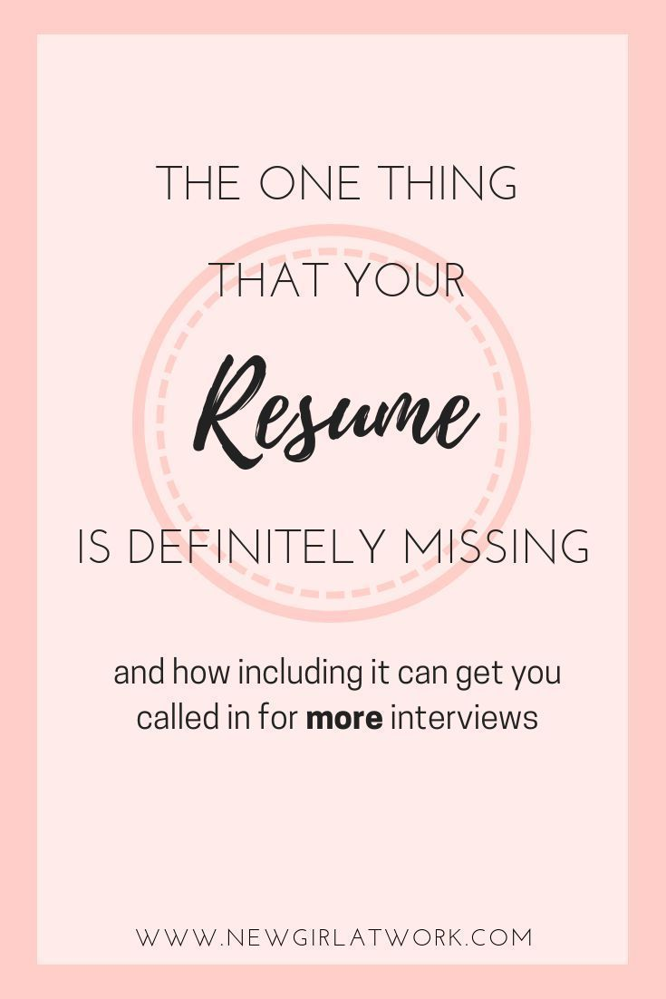 The Importance of Including Interests on your Resume - Resume, Resume tips, Writing tips, Resume writing, Post grad life, Career advice - Adding your interests to your resume has been proven to helping you nab an interview
