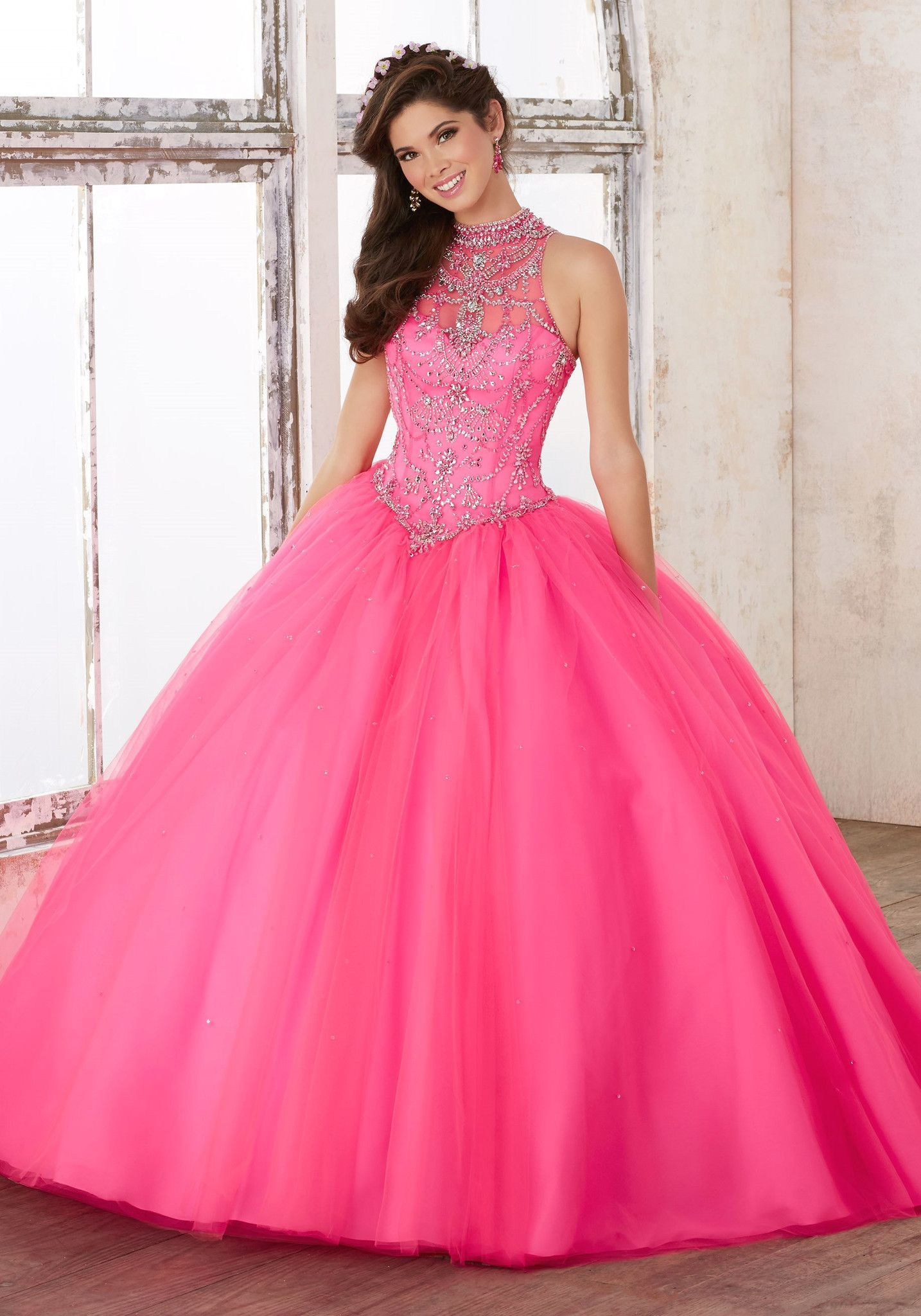 Mori Lee Valencia Quinceanera Dress 60011 | Vestiditos, vestidos XV ...