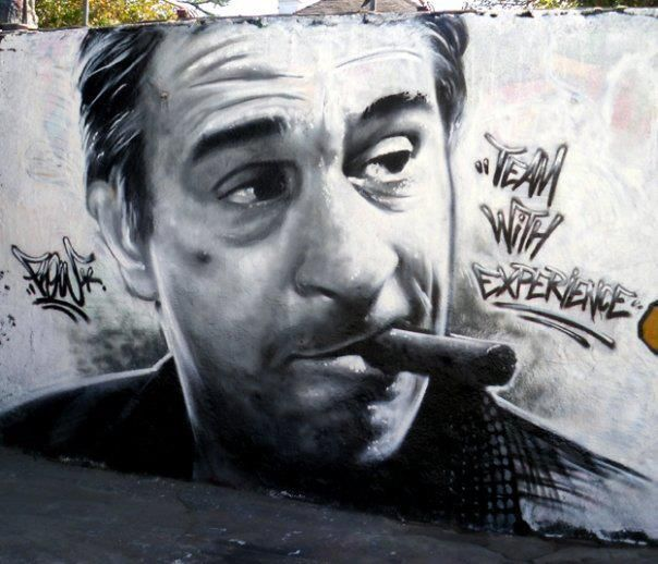 De Niro Flow Twe Crew Street Art Amazing Street Art Street