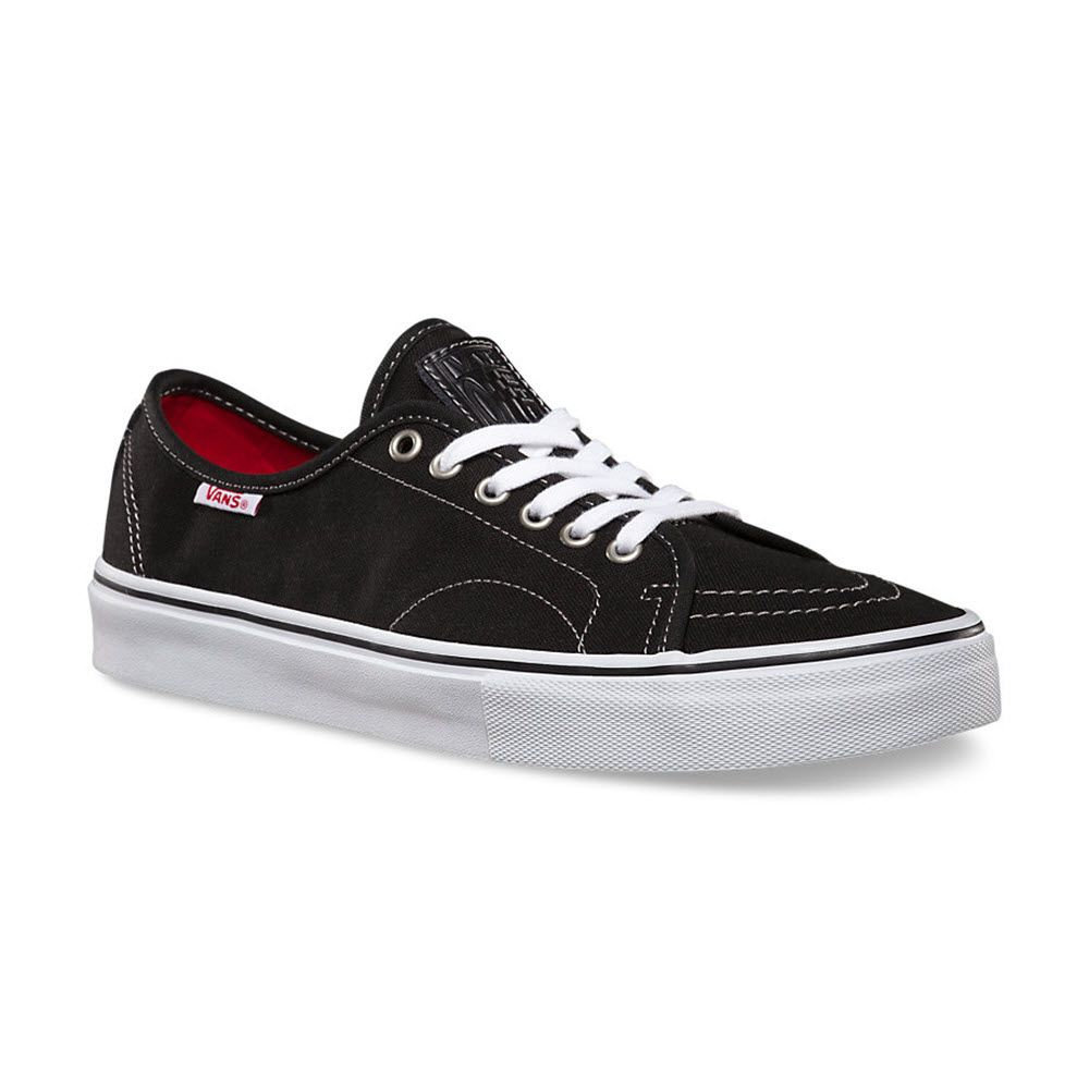 771171ead957  Vans  AV  Classic  Skate  Shoe in Black Anthony Van Engelen Pro Model
