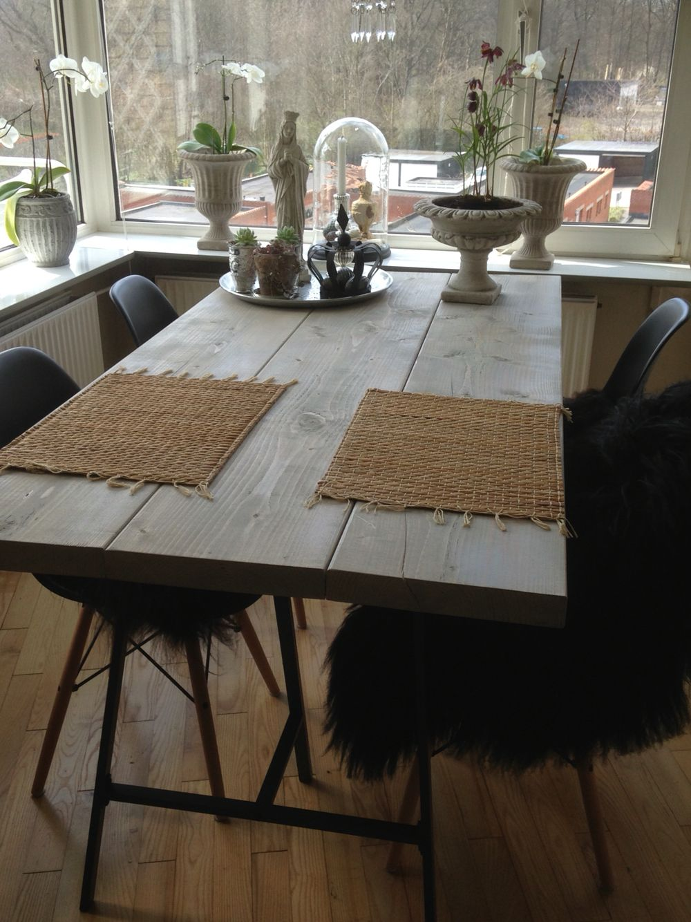 Drivtmmergrt plankebord - Q Designs
