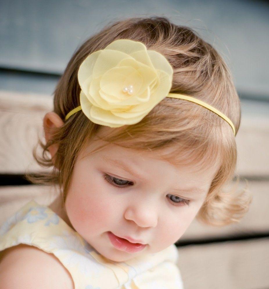 Diademas para bebs ideal para cuando tienen poco cabello