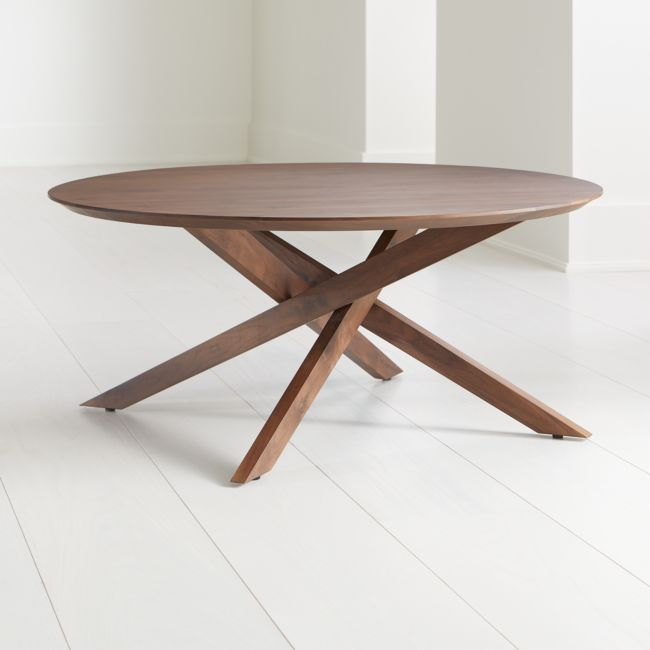 Apex Round Coffee Table Round Coffee Table Oval Coffee Tables