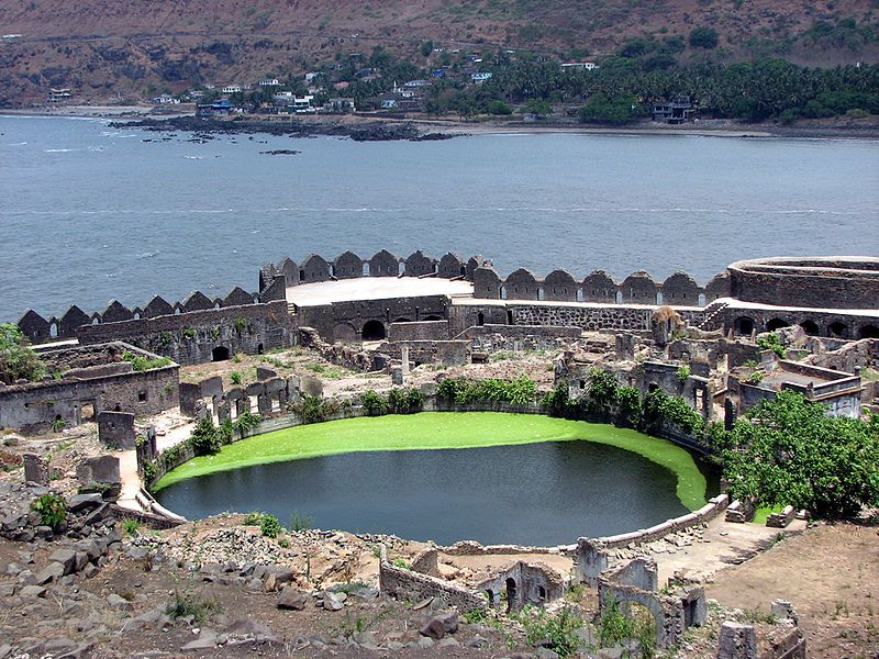 Image result for Murud-Janjira Fort