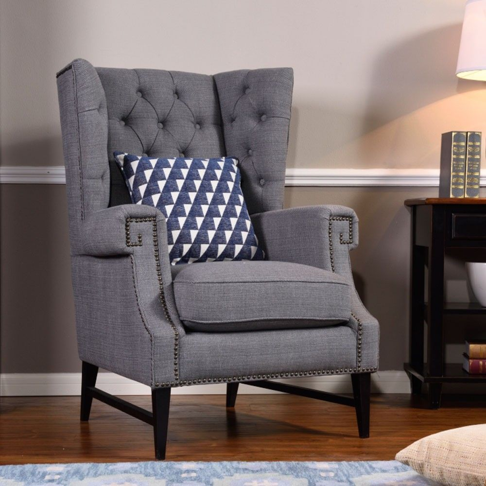 Maxwell Wingback Chair - Milan Direct | Chair, Occasional ...