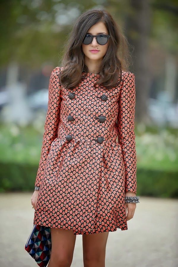 fall winter coat 2013 trends