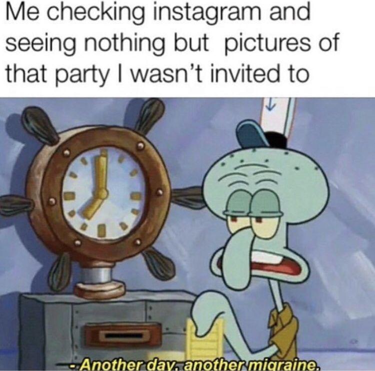 Story Of My Life Spongebob Memes Dark Humour Memes Squidward Quotes