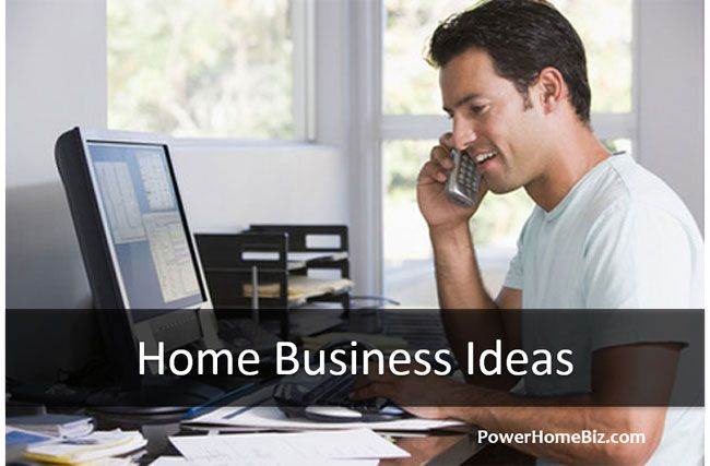 home business ideas for new small business work at home online
