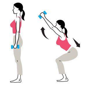 yoga workout pump up your yoga practice  squat workout