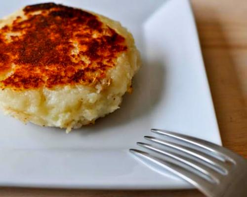 Potato Pancakes From Mashed Potatoes #potatopancakesfrommashedpotatoes