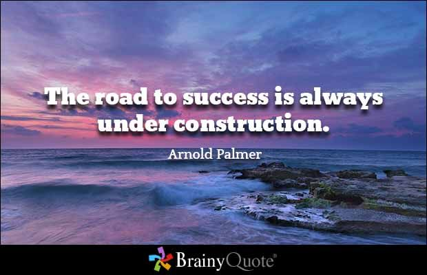 Arnold Palmer Quotes Alluring Construction Quotes  Quotationssusan Abell Art Artist