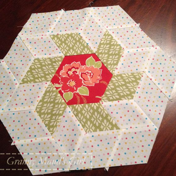 The Whirligig Quilt Patterns Paper Piecing And English Paper Piecing