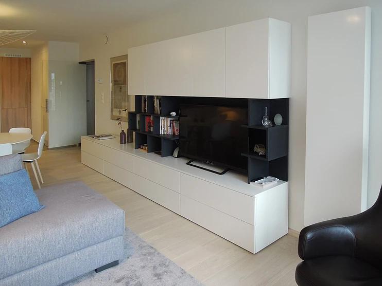 Insign Meubles Tv Sur Mesure Architecture D Interieur Waterloo