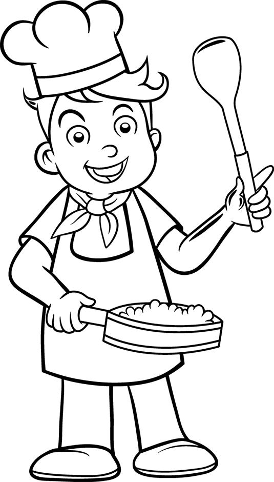 rsultat de recherche dimages pour image de cuisinier - Dessin Cuisinier