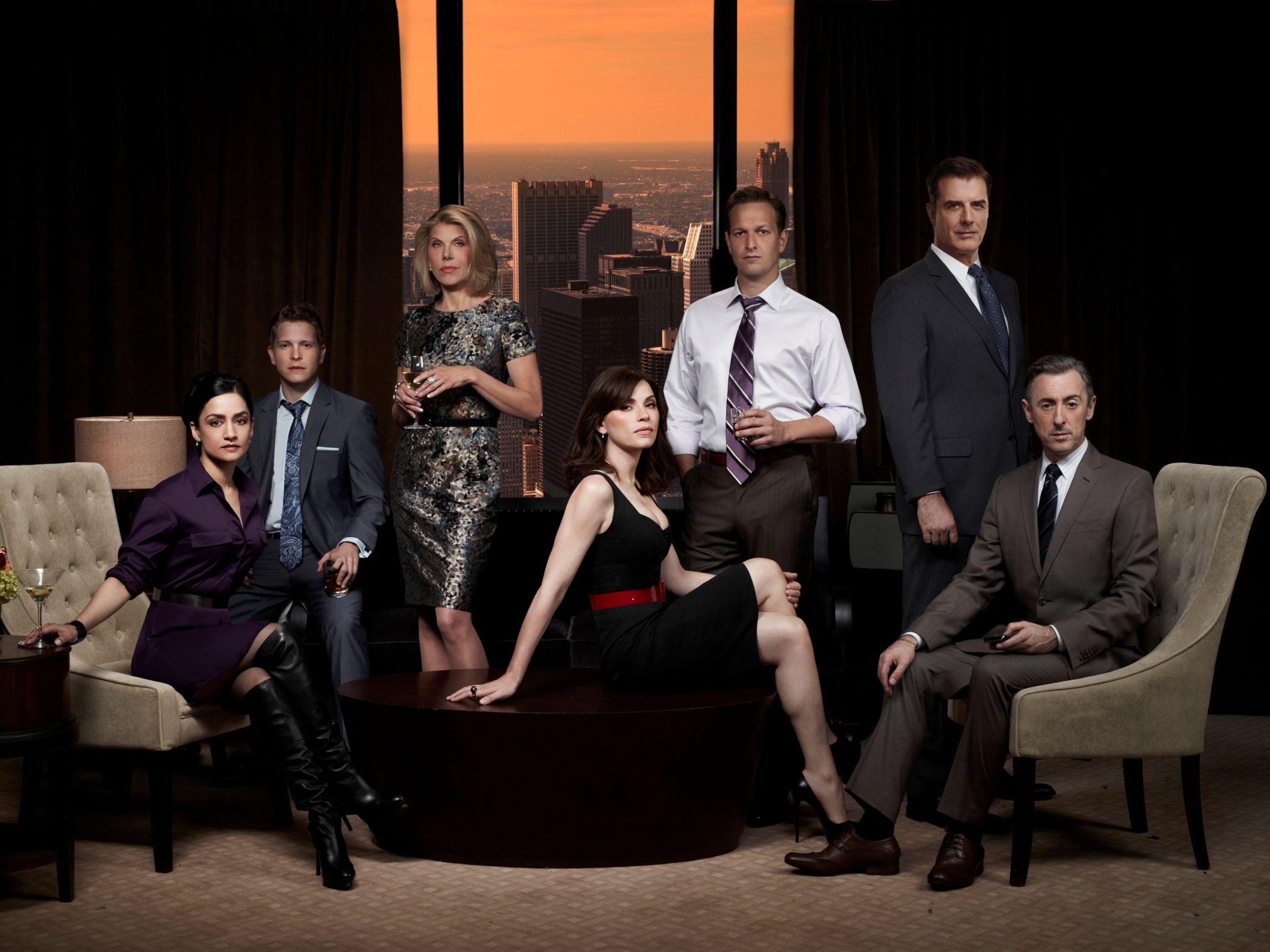 The Good Wife Boa esposa, Série de televisão, Temporadas
