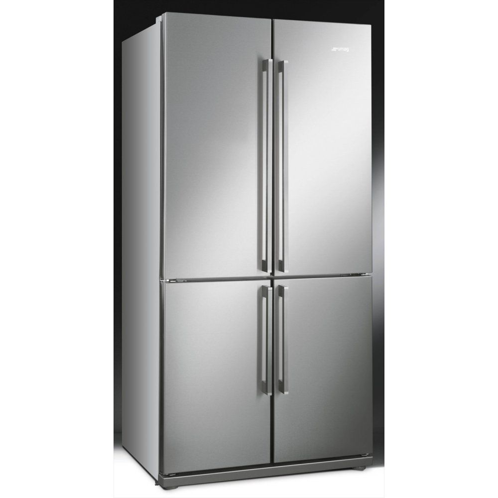 Superb Smeg American Style Four Door Fridge Freezer FQ60XP