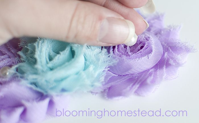DIY Baby Headband - Page 3 of 4 - Blooming Homestead #babyheadbandtutorial