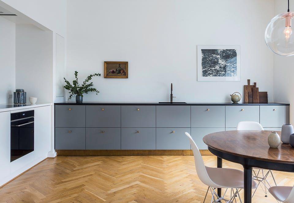 Photo of Køkkenet i stuen