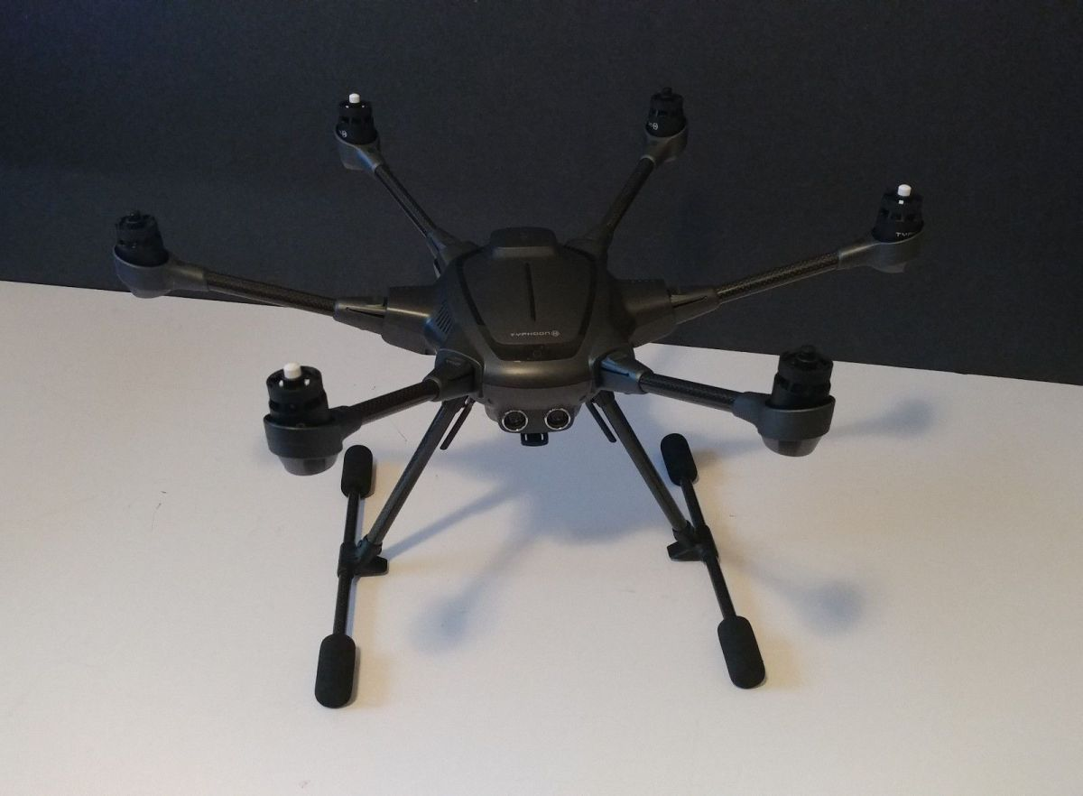YUNEEC TYPHOON H HEXACOPTER DRONE ONLY (MINT CONDITION) 1