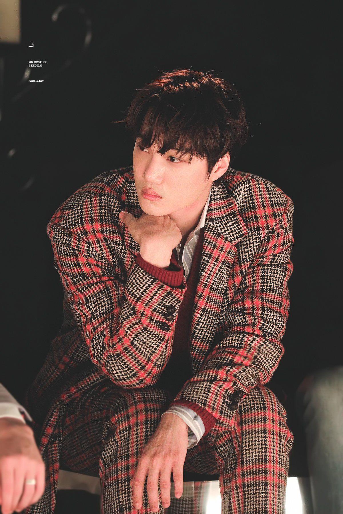 180531 Kai Gucci Cruise 2019 Fashion Show Kim Jong In Exo Kai Exo