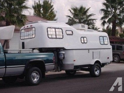 Like New 2003 Scamp 21 5th Wheel Trailer Camper Rv