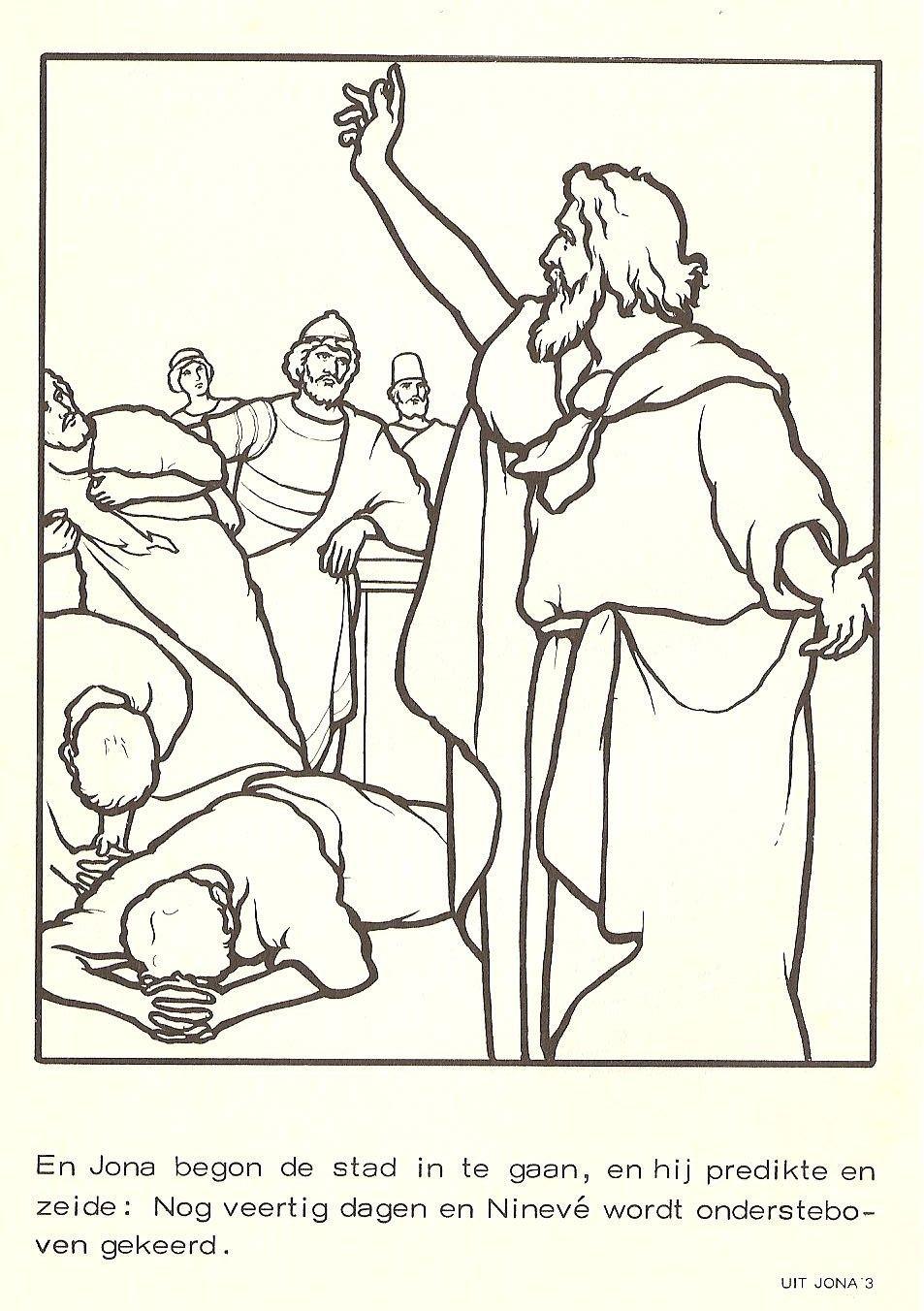 Jona In Nineve