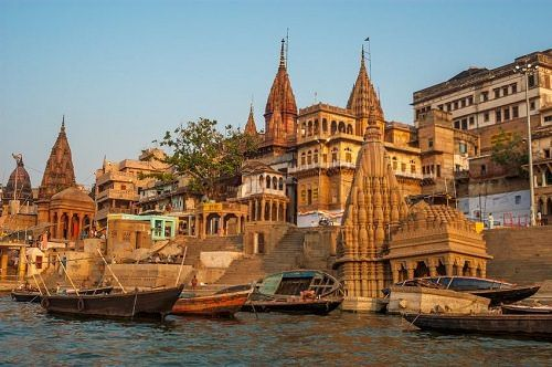 5. #Varanasi, #India - 10 World's Oldest #Cities