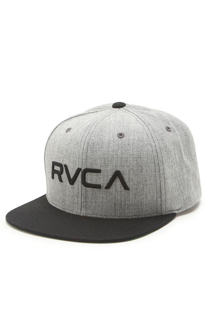 74ce2104bd7 RVCA Snapback  PacSun