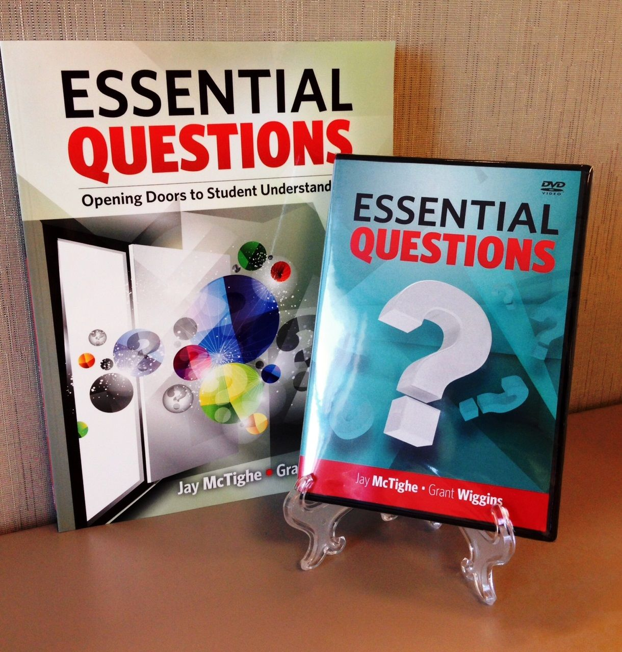 Based On The Best Selling Book Essential Questions