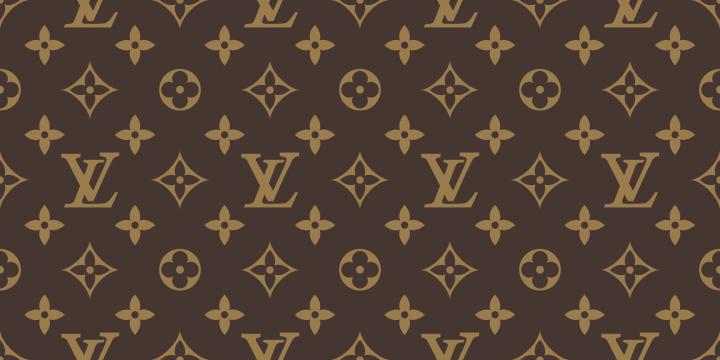 Louis Vuitton Wallpaper Hd Grafiken Louis Vuitton Muster