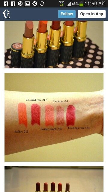 Medora Lipstick Shades Medora Lipstick Lipstick Lipstick Shades