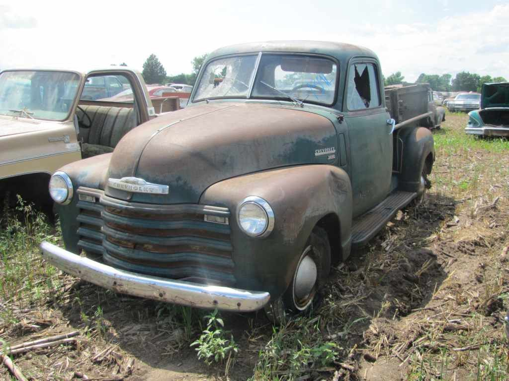 Vintage Classic Chevrolet Truck | Chevy & GMC Trucks Of The 40\'s ...