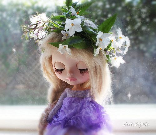 Real flower head wreathe (gosh I love making these!). Wish there was a way to keep the flowers alive | Flickr - Photo Sharing!