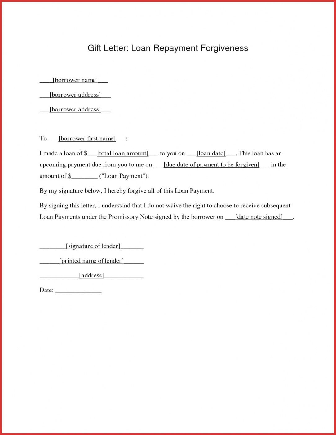 Explore Our Image Of Loan Repayment Letter Template Payoff Letter Loan Payoff Lettering