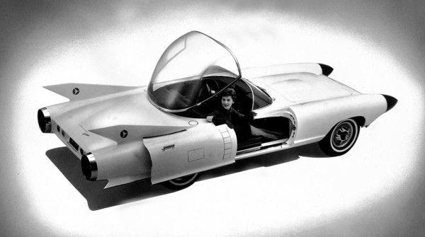 Cadillac Cyclone XP-74 (1959)