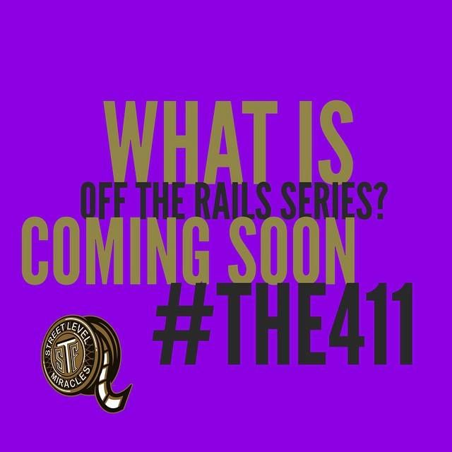 It's happening, y'all. #The411