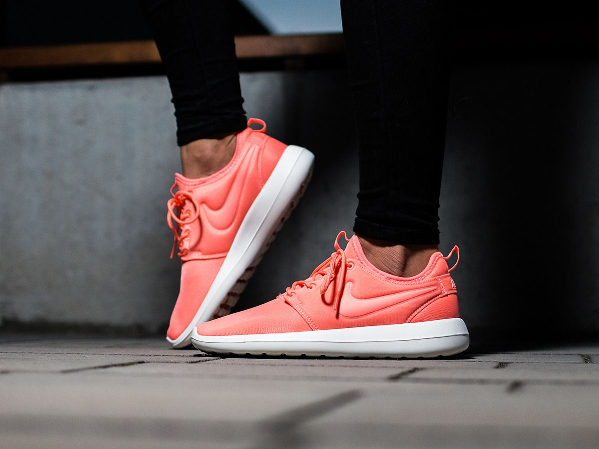 Orange Shoes Nike W Roshe Two (844931-600) 36 - Baretraps Jozie Femme pmc61xU