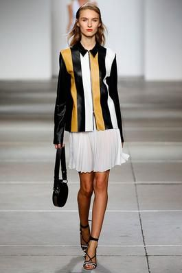 Topshop Unique Spring 2015 ready-to-wear