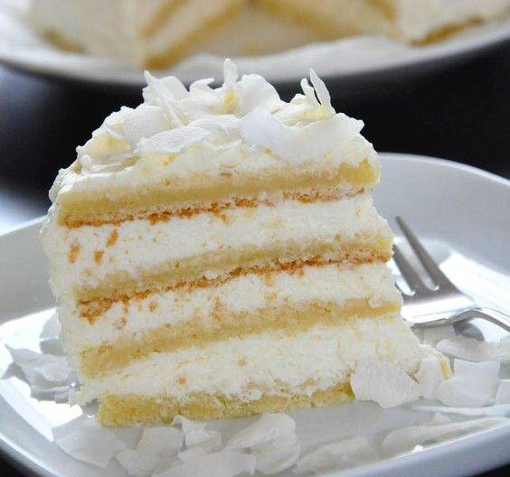 Per preparare la <strong>torta al cocco e cioccolato bianco</strong ...