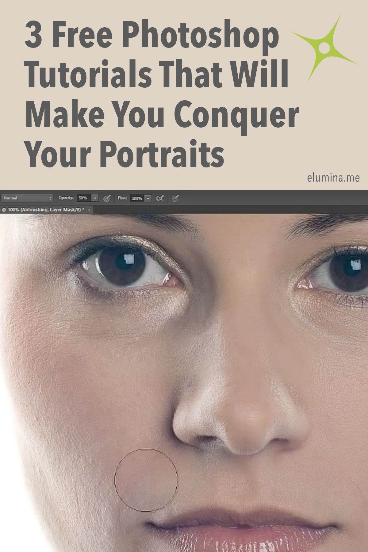 3 free photoshop tutorials that will make you conquer your these are our very favorite 3 free photoshop tutorials for portrait manipulation retouch airbrush baditri Choice Image