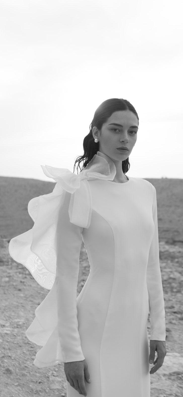 Special Bridal Editorial By Livné White 2019 Bridal Collection, 'Eden'