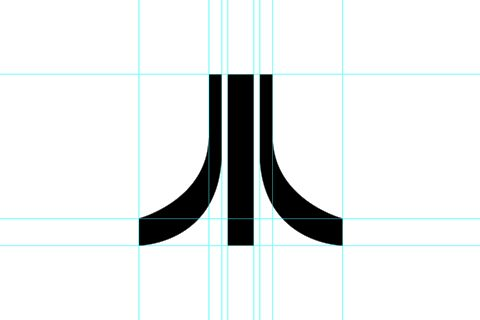 Pin By Lyn Claypool On Art Atari Logo Logos Design