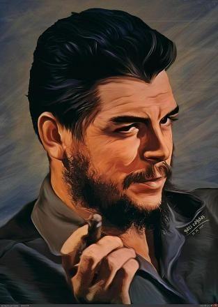 Devrimci hareketin sembol ismi olarak anılan Che Guevara kimdir? İşte Che Guevara'nın hayatı... #cheguevara