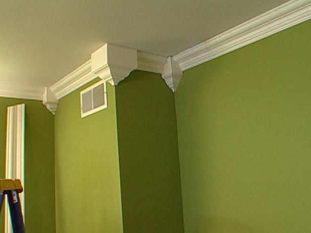 Pin On Crown Moldings Ceilings