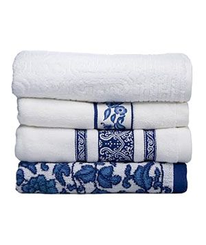 Bath Towels For Every Budget With Images Blue Towels Bath