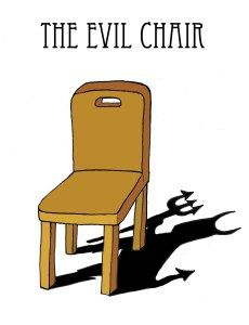 The Evil Chair Chair Best Office Chair Evil